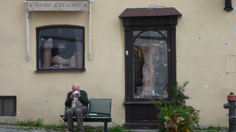 Füssen, July 2008